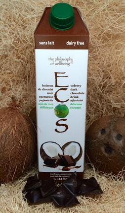 Velvety Dark Chocolate Drink
