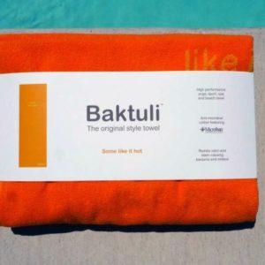 Baktuli Hot Yoga Towel